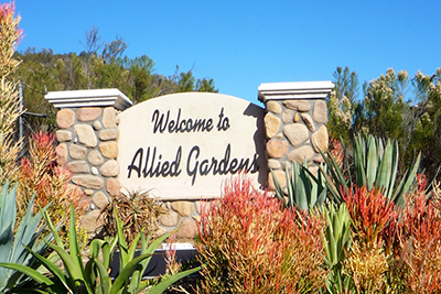 Allied gardens property management for Allied gardens pool