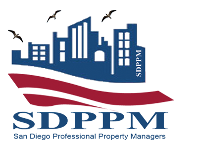 Property Management San Diego | Logo of San Diego Professional Property Managers